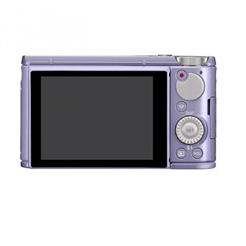 Casio EXILIM EX-ZR3600 Violet Digital Camera