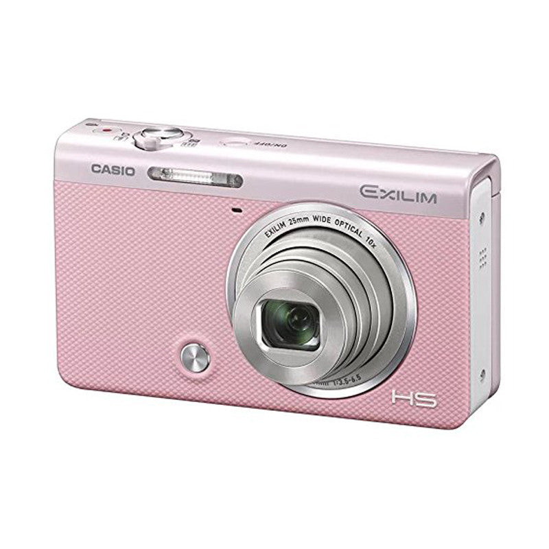Casio EXILIM EX-ZR55 Pink Digital Camera