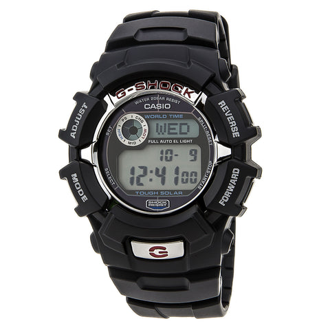 Casio G-Shock Tough Solar G-2310R-1 Watch (New with Tags)