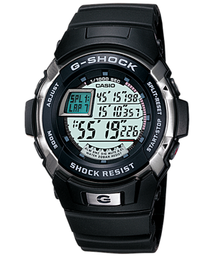 Casio G-Shock Standard Digital G-7700-1DR Watch (New with Tags)