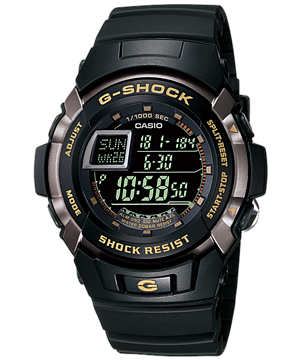 Casio G-Shock Standard Digital G-7710-1DR Watch (New with Tags)