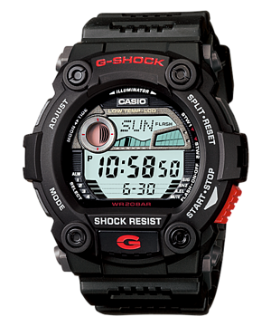 Casio G-Shock Standard Digital G-7900-1DR Watch (New with Tags)