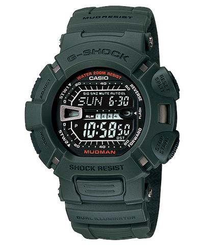 Casio G-Shock Professional G-9000-3VDR Watch (New with Tags)