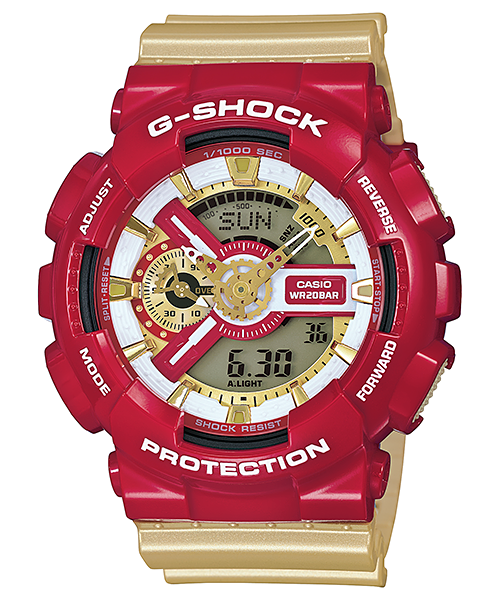 Casio G-Shock Limited Models GA-110CS-4ADR Watch (New with Tags)
