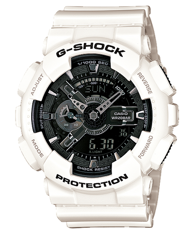 Casio G-Shock Special Color Model GA-110GW-7ADR Watch (New with Tags)