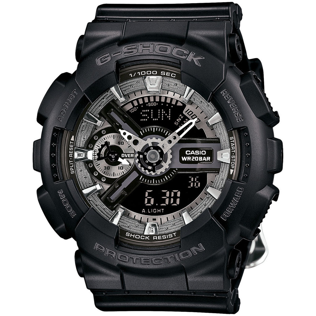 Casio G-Shock GMAS110F-1A Watch (New with Tags)