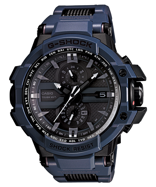 Casio G-Shock Gravity Master GW-A1000FC-2ADR Watch (New with Tags)
