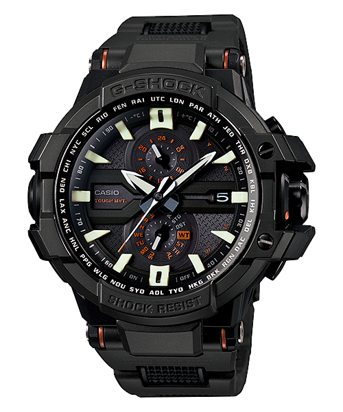 Casio G-Shock Gravity Master GW-A1000FC-3ADR Watch (New with Tags)