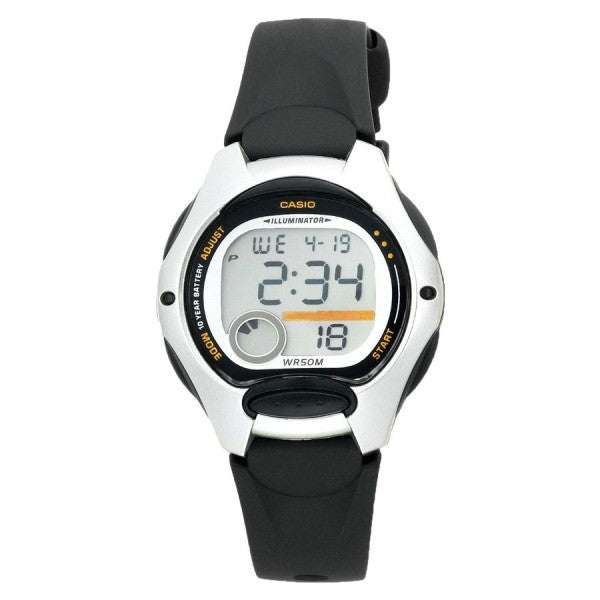 Casio Standard 10-Year Battery Analog- Digital LW-200-1AVDF Watch (New with Tags)