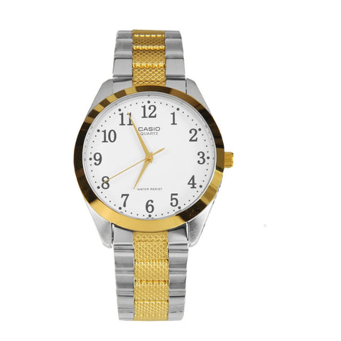 Casio Classic Analog MTP-1274SG-7B Watch (New with Tags)