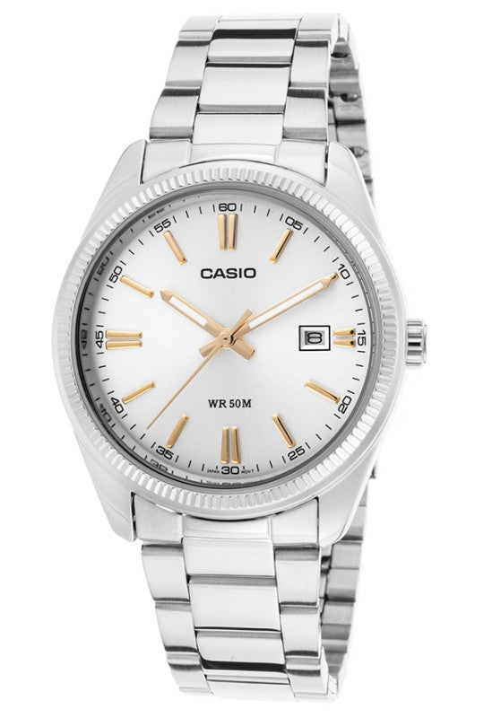Casio Analog MTP-1302D-7A2 Watch (New with Tags)