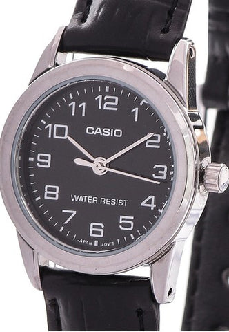 Casio Standard MTP-V001L-1B Watch (New with Tags)