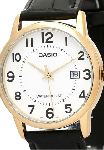 Casio Standard MTP-V002GL-7B Watch (New with Tags)