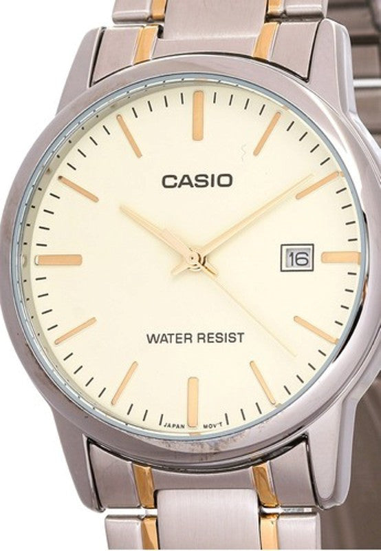 Casio Standard Analog MTP-V002SG-9A Watch (New with Tags)