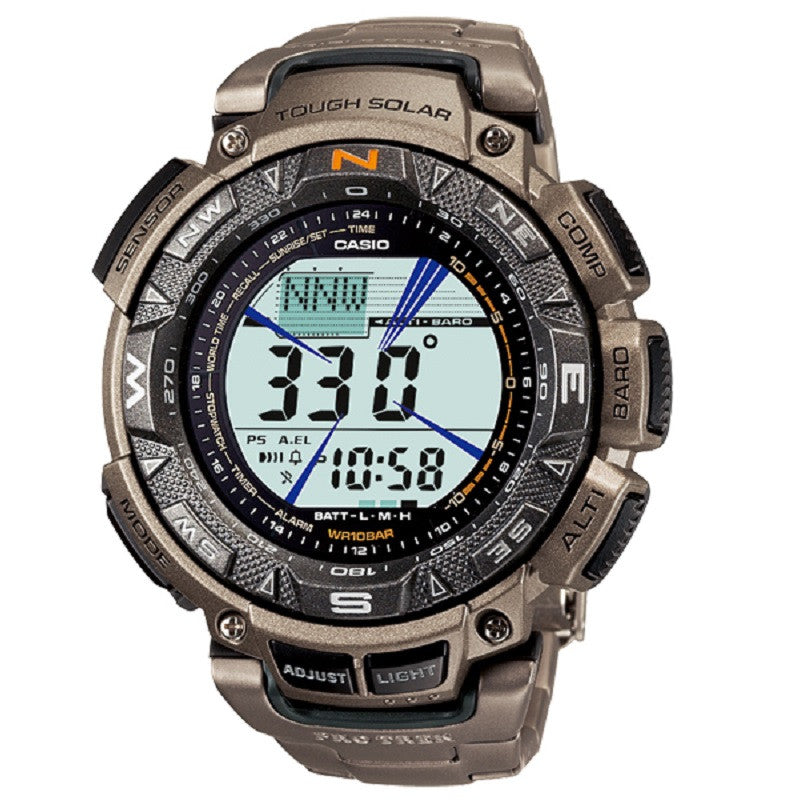 Casio Protrek PRG-240T-7 Watch (New with Tags)