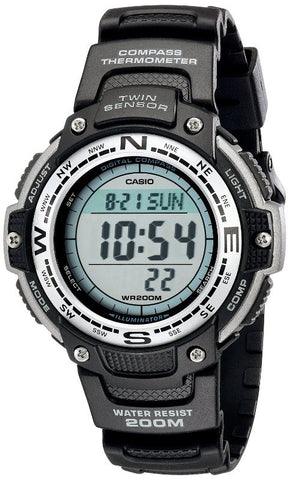 Casio Digital SGW-100-1V Watch (New with Tags)