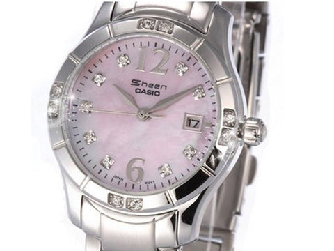 Casio Sheen SHN-4019DP-4A Watch (New with Tags)