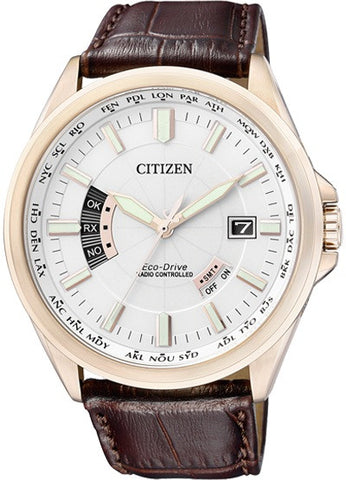 Citizen Eco-Drive Sports CB0018-19W Watch (New with Tags)