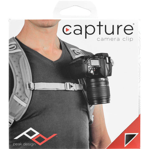 Peak Design CCC-2.0S Capture Camera Clip V2