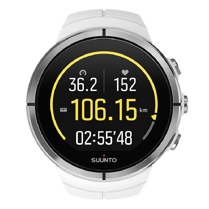 Suunto Spartan Ultra SS022660000 Sport Watch with HR (White)