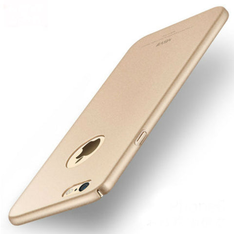 Hard Shell Matte Case 5.5 inch for iPhone 6/6s Plus (Champagne Rock Sand)