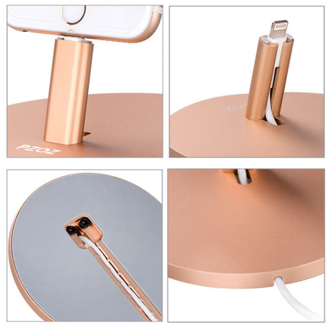 Charging Cradle for iPhone (Tyrant Gold)