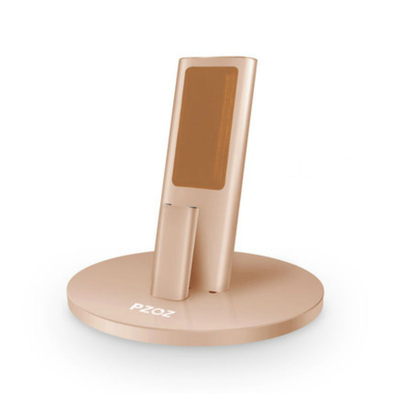 Charging Cradle with Pedestal Base for iPhone/iPad Mini (Tyrant Gold)