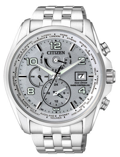 Citizen Eco-Drive Radio Controlled AT9030-55H Watch (New with Tags)
