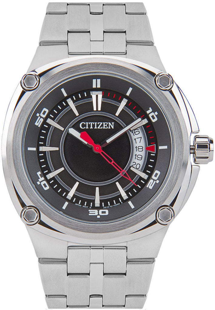 Citizen Quartz BK2530-50E Watch (New with Tags)