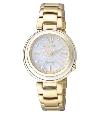 Citizen Damen EM0336-59D Watch (New with Tags)