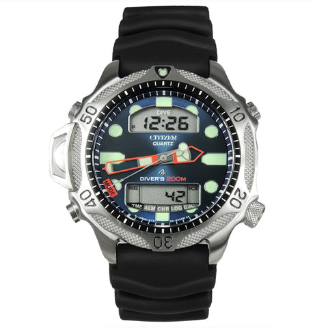 Citizen Divers Promaster Aqualand II JP1010-00L Watch (New with Tags)
