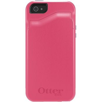 OtterBox Commuter Series Wallet Case for IPhone 5/5S Primrose