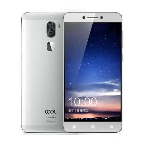 LeTV LeEco Cool 1 Dual 32GB 4G LTE Silver with 3G RAM Unlocked