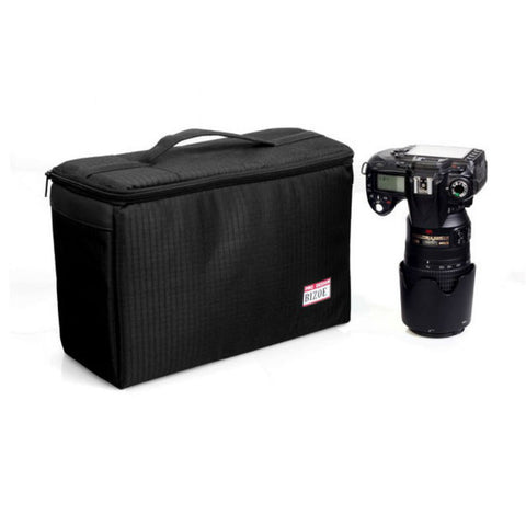 Camera Bag Cross-Section Large for Canon 700D 5D3 60D 70D (Gray)