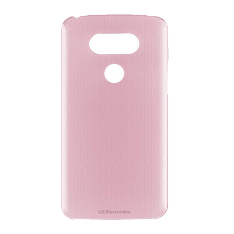 LG G5 CSV-180 Crystal Guard Case (Pink)