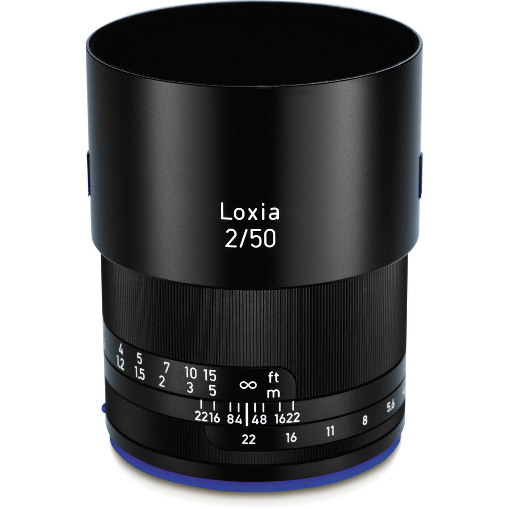 Carl Zeiss Loxia 50mm f/2 Planar T* Lens for Sony E Mount