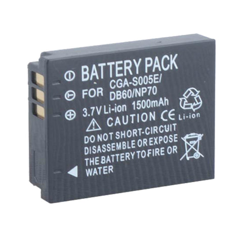 Generic BP-DC4 Battery for Leica