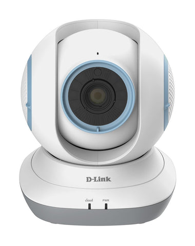 D-Link DCS-855L EyeOn Baby Monitor HD 360 White