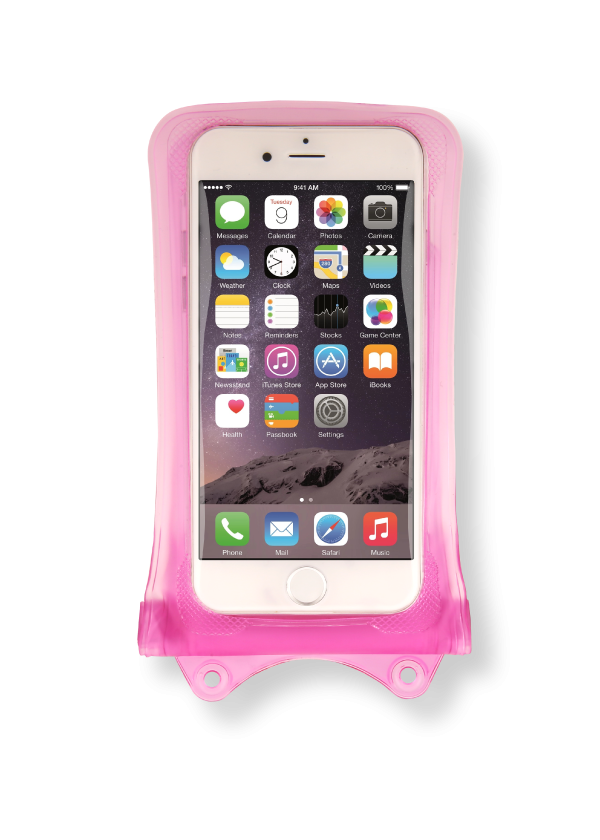 Dicapac WP-i10 iPhone 4 Case (Pink)