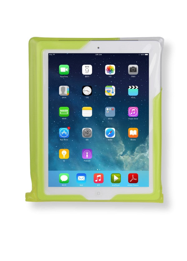 Dicapac WP-i20 iPad Case (Green)