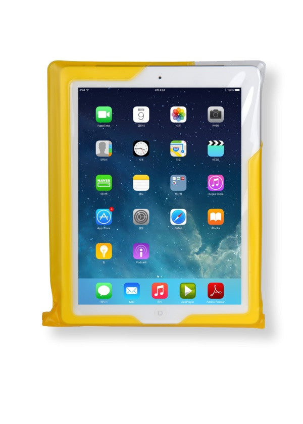 Dicapac WP-i20 iPad Case (Yellow)