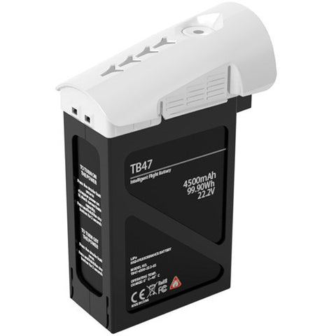 DJI Inspire 1 TB47 4500 mAh Intelligent Flight Battery