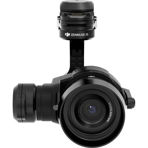 DJI Zenmuse X5 Camera and 3-Axis Gimbal with Lens
