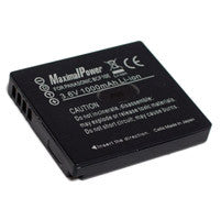 Maximal Power DMW-BCF10E (DMWBCF10E) Generic Battery