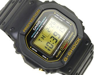 Casio G-Shock Standard Digital DW-5600EG-9VH Watch (New with Tags)
