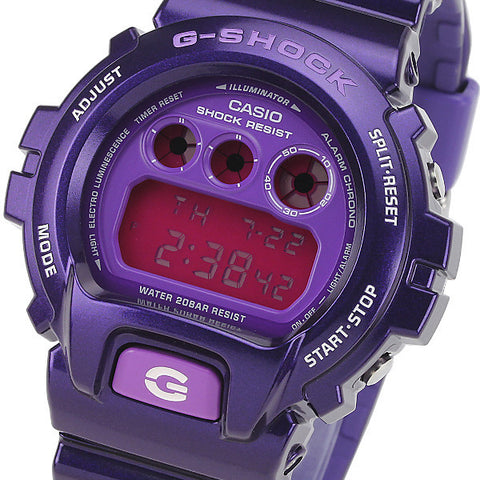 Casio G-Shock Digital DW-6900CC-6 Watch (New with Tags)