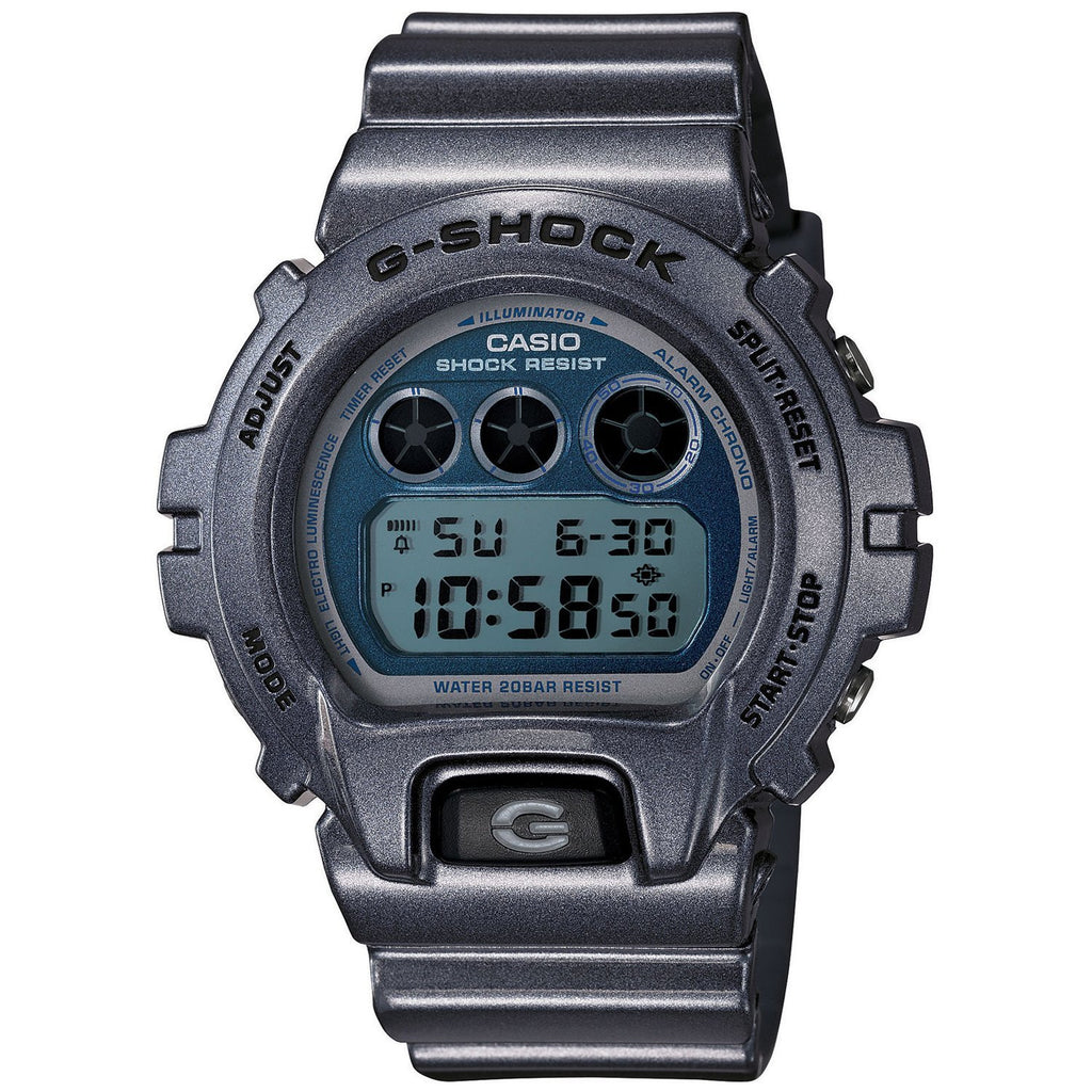 Casio G-Shock Digital DW-6900MF-2DR Watch (New with Tags)