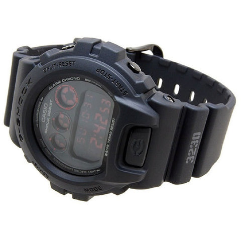 Casio G-Shock Standard Digital DW-6900MS-1 Watch (New with Tags)