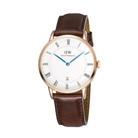 Daniel Wellington Dapper St. Mawes 1100DW Watch (New With Tags)