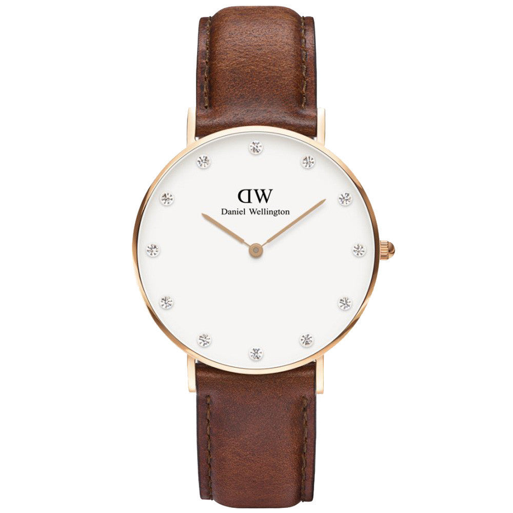 Daniel Wellington Classic St. Mawes 0950DW Watch (New with Tags)